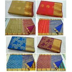 Silk Half & Half Saree