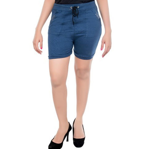 Casual Ladies Shorts at Rs 135 /piece | Ladies Shorts | ID ...