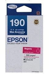 Epson T190 Magenta Ink Cartridge