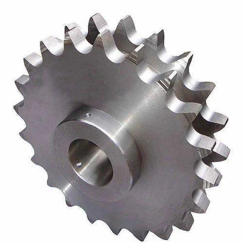 Chain Sprocket - Duplex Chain Sprocket Manufacturer from