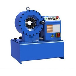 Automatic Smit Industrial Horizontal Crimping Machine