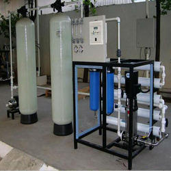 Electric Mineral Water RO Plant