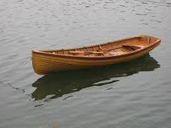 Wooden Boat, Water Boats, नाव, बोट - Vishawkarma Industries ...