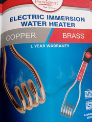 Electric Immersion Water Heater