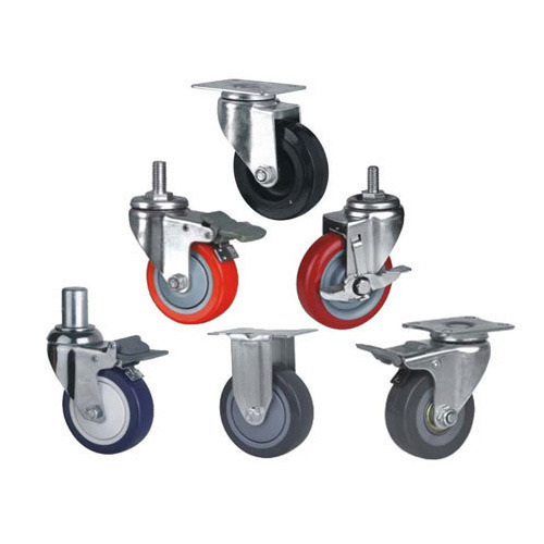 Trolley Wheels Caster Wheel Manufacturer From Ahmedabad
