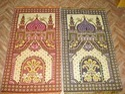 Rectangular Printed Muslim Prayer Promotional Rug, Size: 60x90 Cm