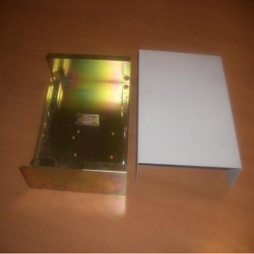 Daksh Tools Sheet Metal Electronic Cabinet, Packaging Type: Box