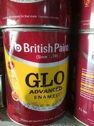 British Oil Paint