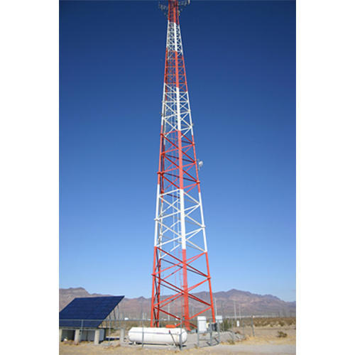 Communication Towers Self Support Communication Tower