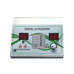 Compact Digital Ultrasonic Therapy Unit