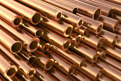 Round Copper Pipe
