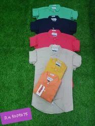 Dobby Plain Shirt
