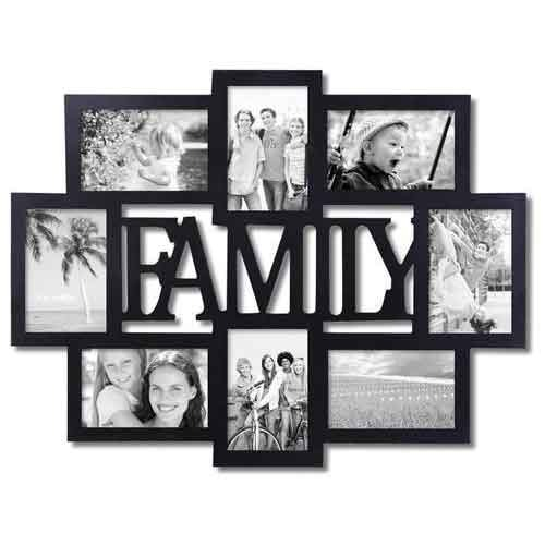 Family Photo Frame, Family Photo Frame, Privar Ki Tasvir Ke Liye ...