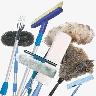 Housekeeping Items Cleaning Materials Safai Men Sahayata