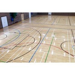 Sports Floor Maintenance Services