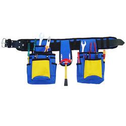 Blue Detachable Tool Belt