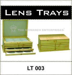 Wooden Lens Display Cabinet for Optical Shop