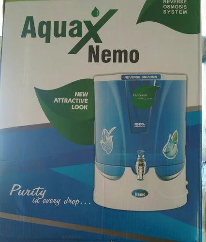 aquax nemo ro capacity 7 l and below rs 4200 litre raj ro