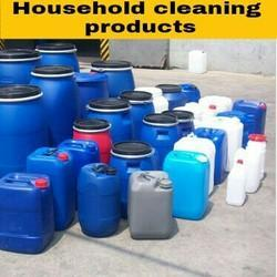 Household Cleaning Products, 20 To 200 Liter, Packaging Type: Can