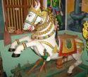 Kuthirai Horse Vahanam Statue