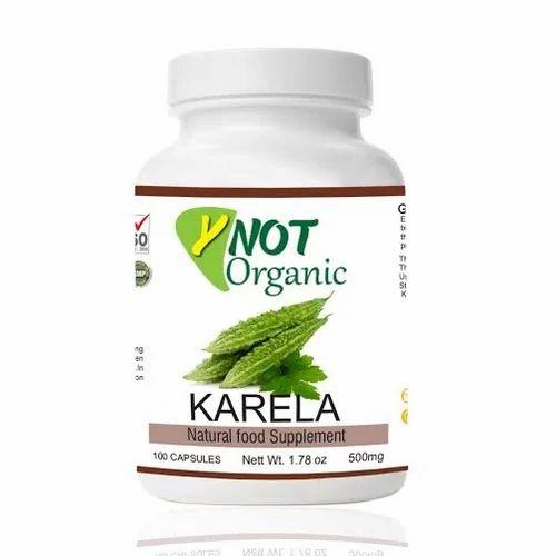 Organic Karela Capsules