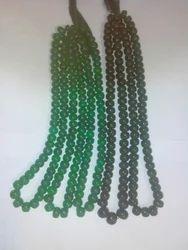 Emerald Beryl Round Beads