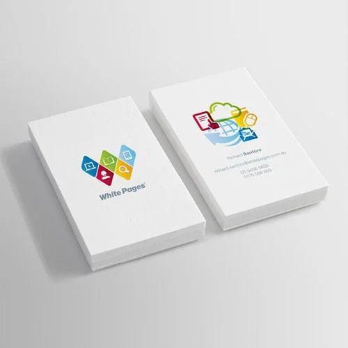 Visiting Card Printing Services - Printed Office Visiting Card ...