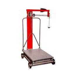 Steel Yard Type Mechanical Platform Scale