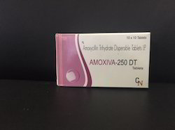 Amoxycillin Trihydrate Dispersible Tablets