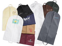 FLYMAX Custom Non Woven Garment Bag, Size/Dimension: Custom
