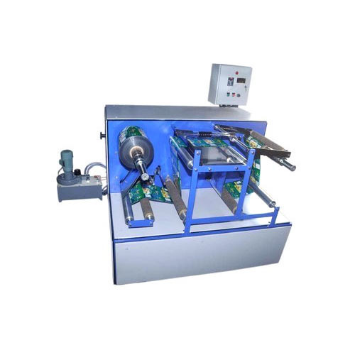 Viva Make Winder Rewinder Machine For Inkjet Printer