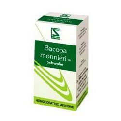 Schwabe Homeopathy - IX Tablets - Bacopa Monnieri (Brahmi) T