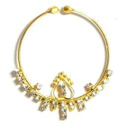 Gold Nose Rings At Best Price In India