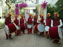 Dhol-Tasha Pathak