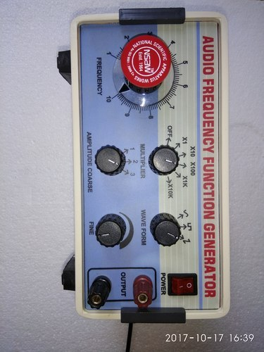 Audio Frequency Function Generator