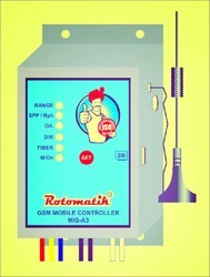 Rotomatik Three Phase Mobile Starter, Voltage: 220 V