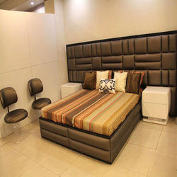 Hotel Bedroom Interior Designing Services