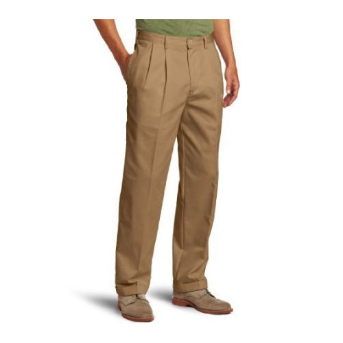 search for best rock-bottom price various styles Mens Pleated Chinos