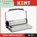 Spiral Binding Machine