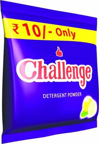 Challenge Detergent Powder At Rs 10 Piece S Powder