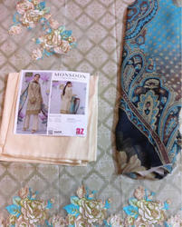 Casual Wear Cotton, Other Pakistani Suits