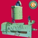 Oil Extruder Machine With Round Kettle