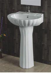Crawny Washbasin   Pedestal