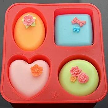 Soap Moulds For Soap Making, Soap Molds