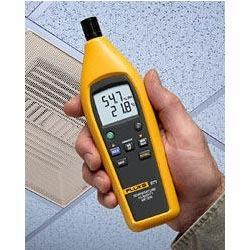Fluke Temperature Humidity Meter, Waterproof: Yes