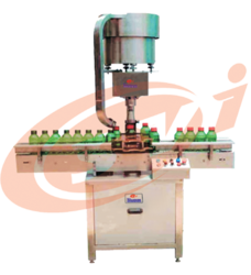 CPVC Adhesive Filling And Capping Machine