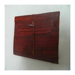 Wood Leather Journal