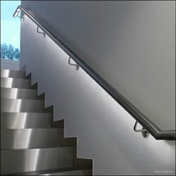 Stainless Steel Handel Railing
