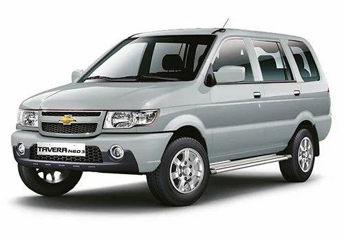 Chevrolet Tavera Car Rental Service In Mayur Vihar Phase 1 Delhi