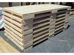 Custom Wooden Pallets, in Taloja, Navi Mumbai , Industrial Innovative Packaging ID: 11430766273